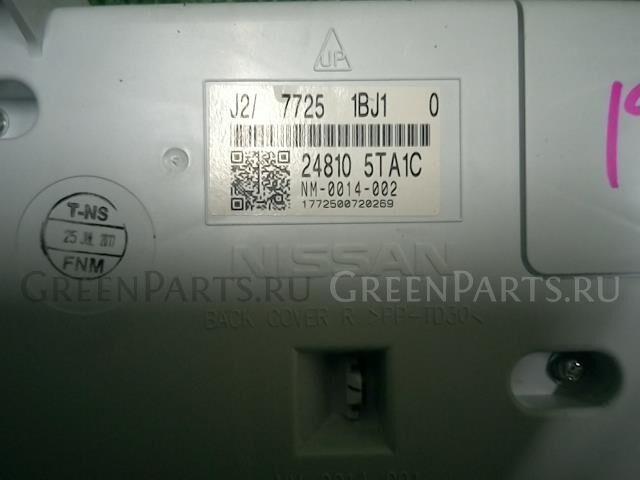 Спидометр на Nissan Serena GFC27 MR20DD