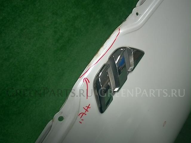 Капот на Toyota Wish ZNE14G 1ZZ-FE