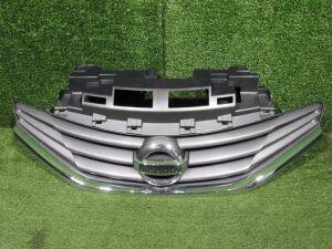 Решетка радиатора на Nissan Note E12 HR12DDR