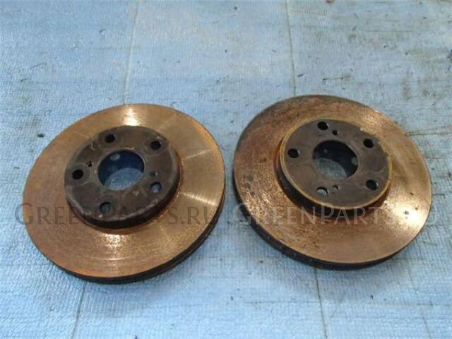 Тормозной диск на Toyota Noah AZR65G 1AZFSE