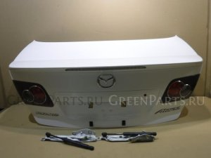 Крышка багажника на Mazda Atenza GG3P L3-VDT