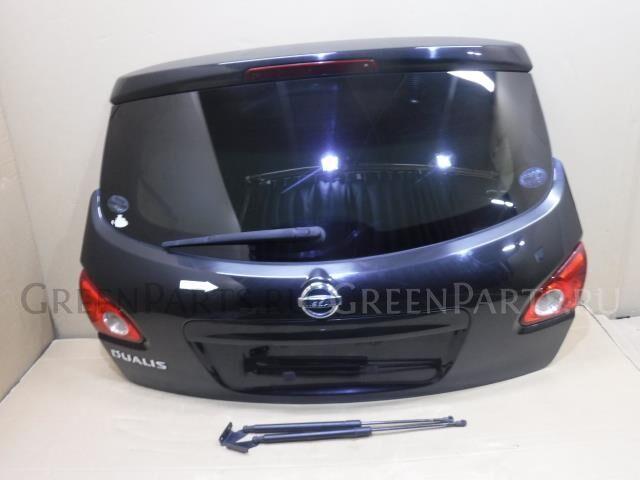 Дверь задняя на Nissan Dualis KNJ10 MR20DE
