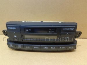 Блок управления климатконтроля на Toyota Verossa GX110 1GFE