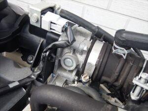 Дроссельная заслонка на Nissan March K13 HR12-DE