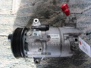Компрессор кондиционера на Nissan Bluebird Sylphy KG11 MR20DE