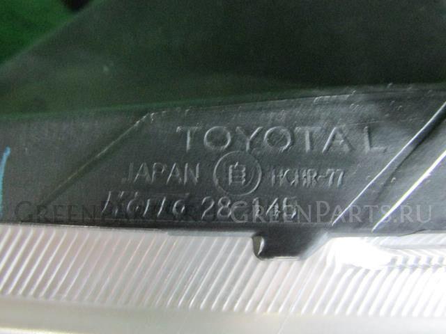 Фара на Toyota Estima AHR10W 2AZ-FXE 28-145