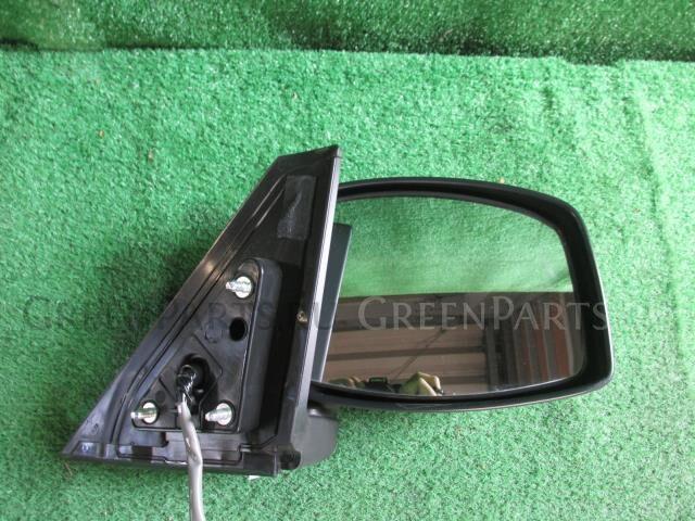 Зеркало двери боковой на Mazda Carol HB24S K6A