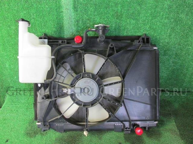 Радиатор двигателя на Mazda Demio DE5FS ZY-VE