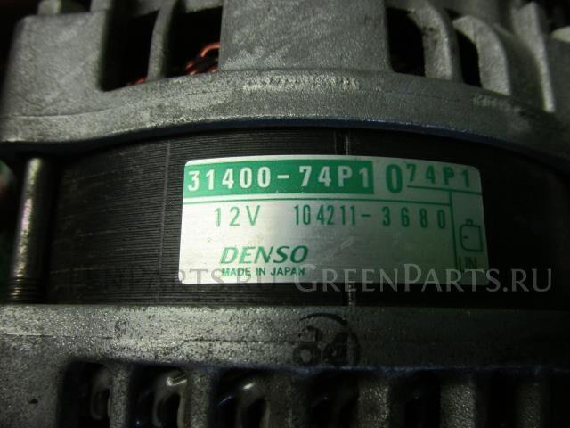 Генератор на Suzuki Alto HA36S R06A