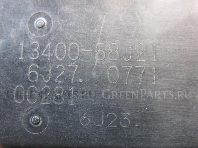 Дроссельная заслонка на Suzuki Alto HA24S K6A