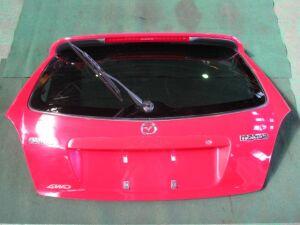 Дверь задняя на Mazda Familia BJ5W ZL-DE