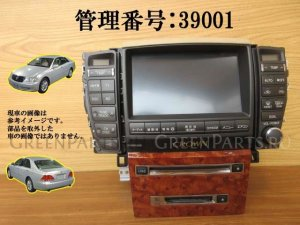 Автомагнитофон на Toyota Crown GRS180 4GR-FSE