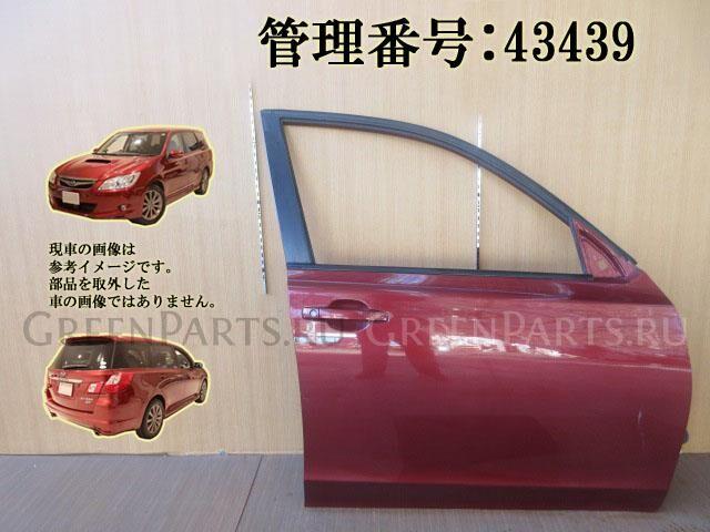 Дверь боковая на Subaru Exiga YA5 EJ205