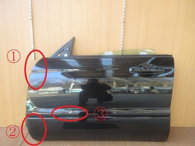 Дверь боковая на Subaru Forester SG5 EJ205