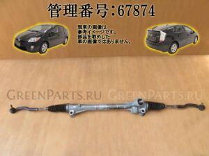 Рулевая рейка на Toyota Prius ZVW30 2ZR-FXE