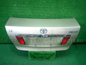 Крышка багажника на Toyota Premio ZZT240 1ZZ-FE