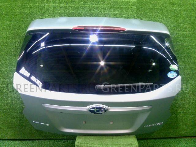 Дверь задняя на Subaru Impreza GP7 FB20A