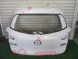 Дверь задняя на Mazda CX-3 DK5AW S5-DPTS
