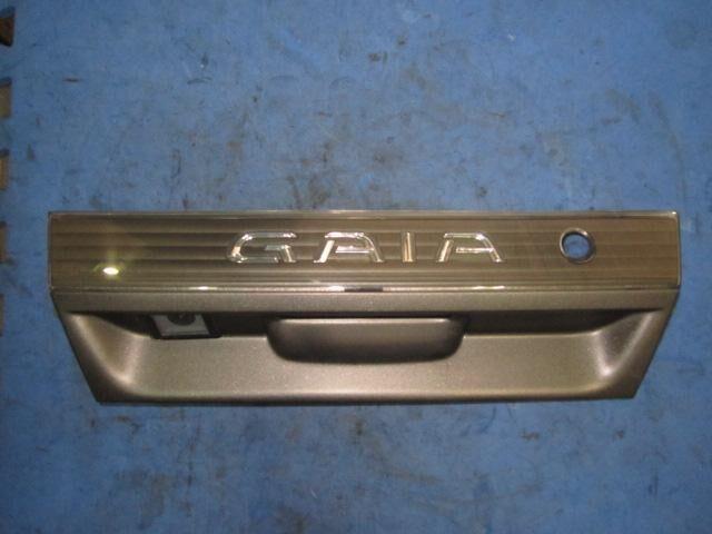 Стоп-планка на Toyota Gaia SXM10G 3S-FE