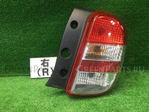 Стоп на Nissan March K13 HR12DE