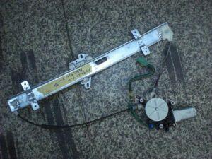 Стеклоподъемный механизм на Honda Stream RN1 D17A