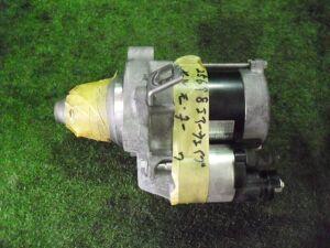 Стартер на Honda Airwave GJ1 L15A