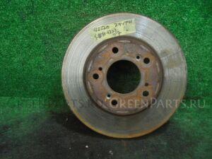 Тормозной диск на Honda STEP WAGON RF1 B20B