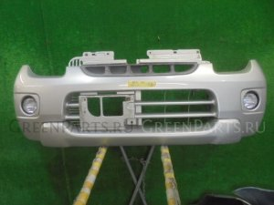 Бампер на Suzuki Kei HN21S K6AT