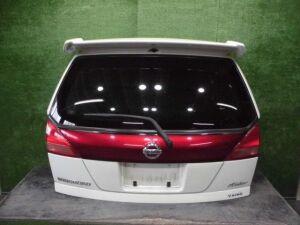 Дверь задняя на Nissan Wingroad WFY11 QG15DE