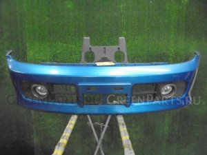 Бампер на Nissan Cube BGZ11 CR14DE