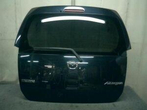 Дверь задняя на Mazda Az-wagon MJ23S K6A