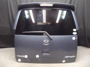 Дверь задняя на Mazda Az-wagon MJ22S K6AT