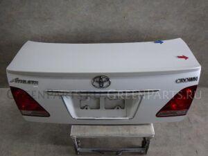Крышка багажника на Toyota Crown GRS182 3GRFSE
