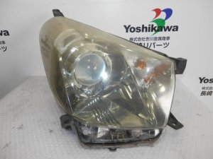 Фара на Toyota IQ KGJ10 1KR-FE 74-1