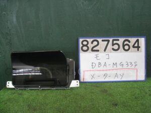 Спидометр на Nissan Moco MG33S R06A