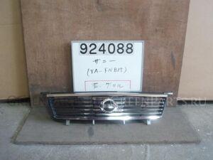 Решетка радиатора на Nissan Sunny FNB15 QG15DE