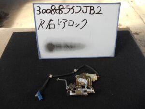 Замок двери на Honda Life JB2 E07Z