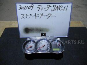 Спидометр на Nissan Tiida Latio SNC11 HR15DE