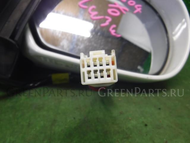 Зеркало двери боковой на Mazda Mpv LW3W L3