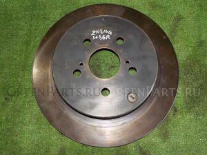 Тормозной диск на Toyota Wish ZNE10G 1ZZ-FE