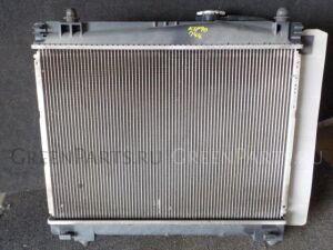 Радиатор двигателя на Toyota Vitz KSP90 1KR-FE