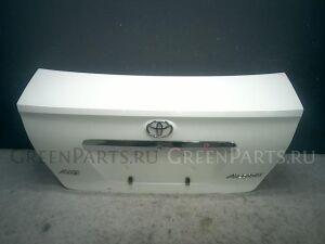 Крышка багажника на Toyota Allion ZZT245 1ZZ-FE