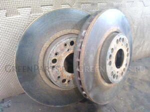 Тормозной диск на Toyota Aristo JZS160 2JZ-GE