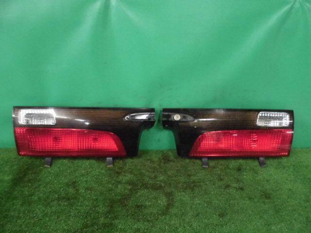 Стоп-планка на Toyota Estima TCR21W