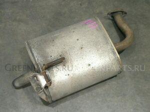 Глушитель на Nissan Teana J31 VQ23DE