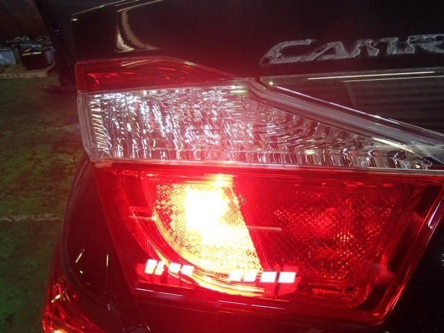Стоп-планка на Toyota Camry AVV50 2AR-FXE