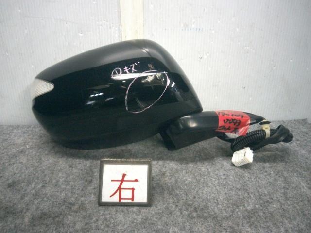Зеркало двери боковой на Honda Fit GE8 L15A-172