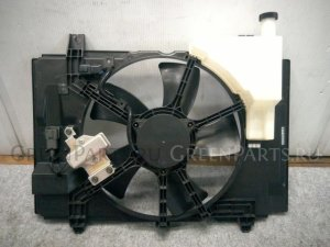 Вентилятор радиатора ДВС на Nissan Bluebird Sylphy KG11 MR20DE