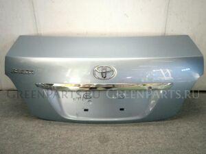 Крышка багажника на Toyota Belta KSP92 1KR-FE