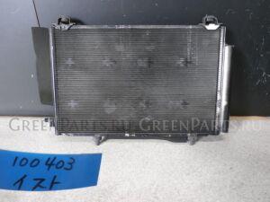 Радиатор кондиционера на Toyota Ist NCP60 2NZ-FE